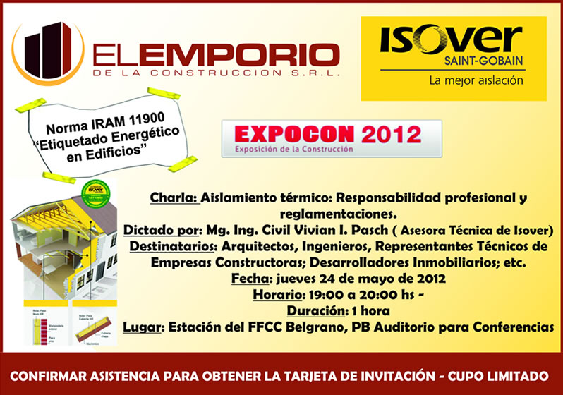 CHARLA ISOVER: